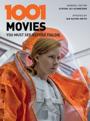 cover image of 1001 Movies You Must See Before You Die
